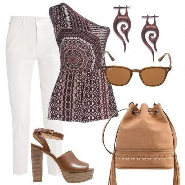Outfit Etno-top