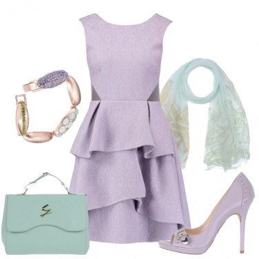 Outfit Party raffinato