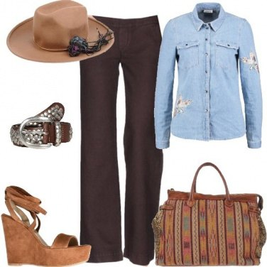 Outfit Il Texas nel cuore
