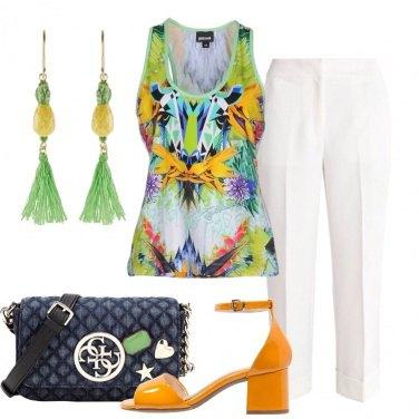 Outfit Per una giornata colorata