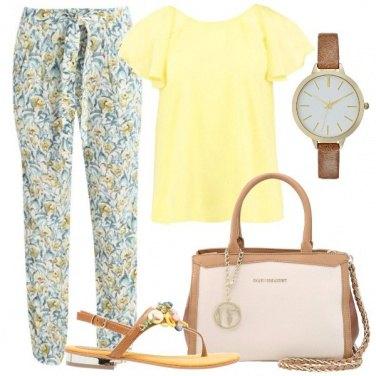 Outfit Colori splendenti