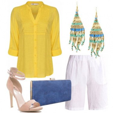 Outfit Bellissima al mare