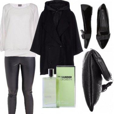Outfit Un look profumato