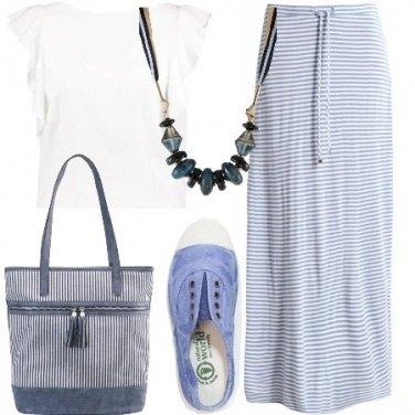 Outfit Fresca e leggera