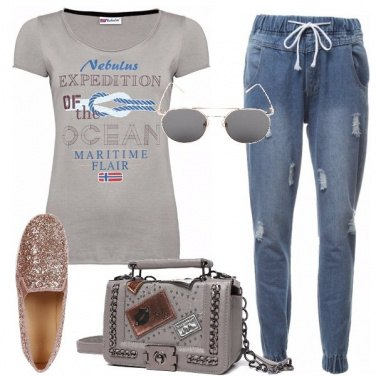 Outfit Trendy pomeridiano
