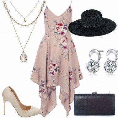 Outfit Cerimonia a fiori