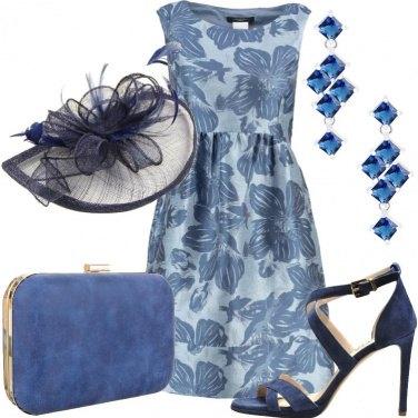 Outfit Classica in blu