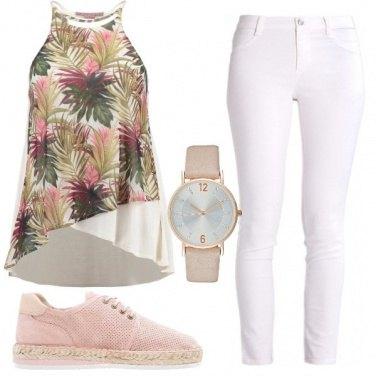 Outfit Top e pantalone