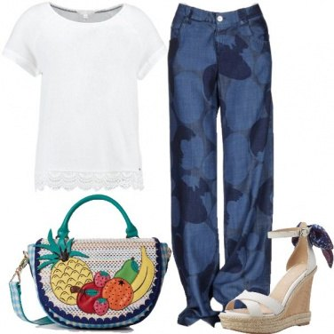 Outfit Macedonia di frutta