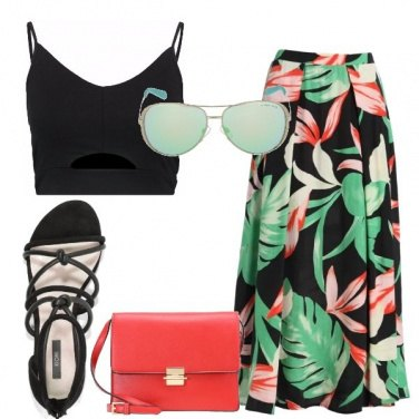 Outfit Sognando le Hawaii