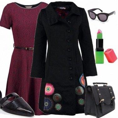 Outfit Direttamente da hogwarts