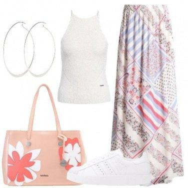 Outfit Fresca e griffata