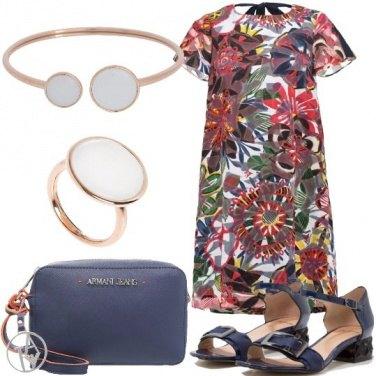 Outfit Romantica a colori