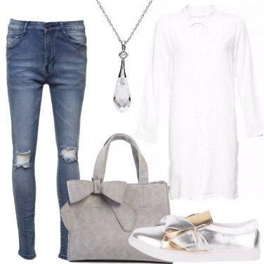 Outfit Veloce e versatile