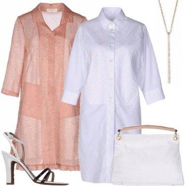 Outfit Eleganza semplice
