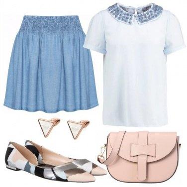 Outfit Bon ton oggi