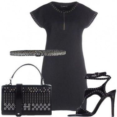 Outfit Per chi ama le borchie
