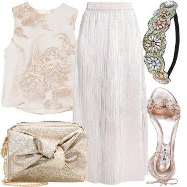 Outfit Romantica di sera