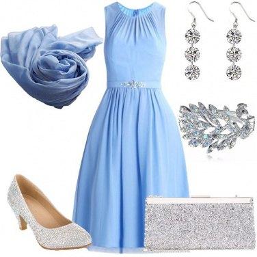 Outfit Cenerentola moderna