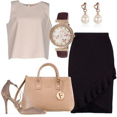 Outfit Griffata con stile