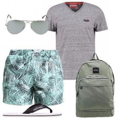 Outfit Infradito da spiaggia