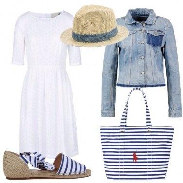Outfit Serata marinara
