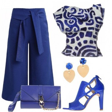 Outfit Top a fantasia