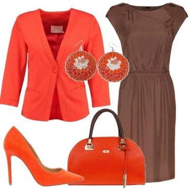 Outfit Arancionissimo