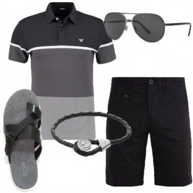 Outfit Calde giornate lavorative