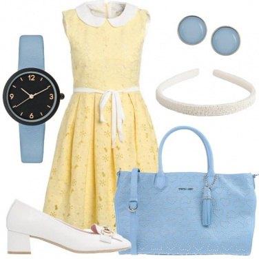 Outfit Abito bon ton