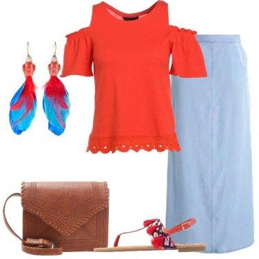 Outfit Fresca e comoda