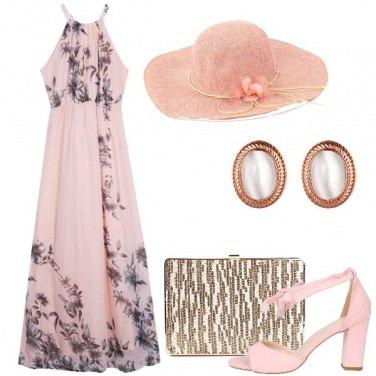 Outfit Romantici fiori