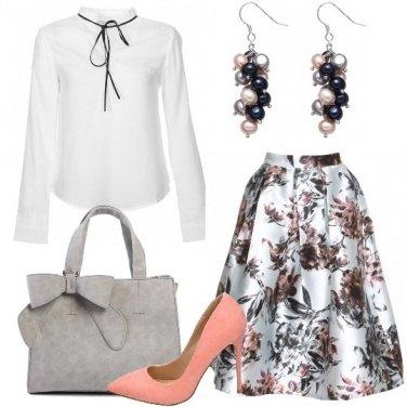 Outfit Romantica ogni giorno
