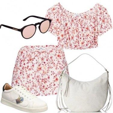 Outfit Piccoli fiori