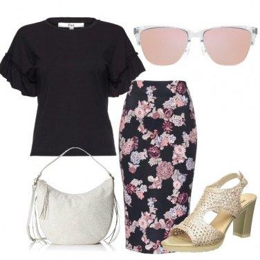 Outfit La donna di fiori