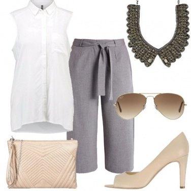 Outfit Un collo prezioso