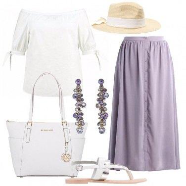Outfit Tempo di vacanza