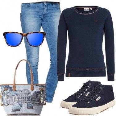Outfit Comoda in città