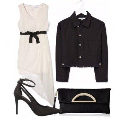 Outfit Il vestito con il fiocco