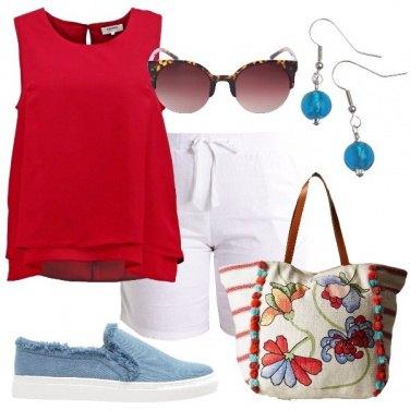 Outfit Turista per caso