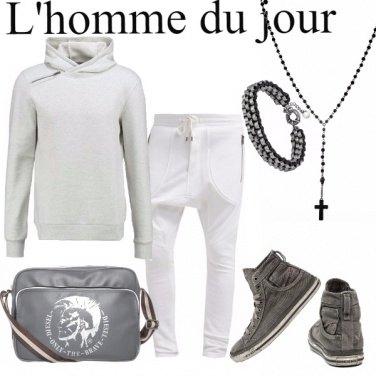 Outfit L\'HOMME DU JOUR