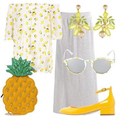 Outfit Mix di frutti