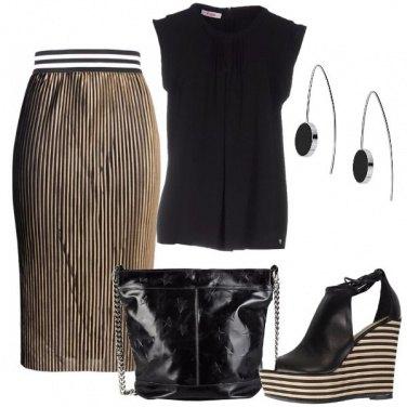 Outfit Prediligo sempre il nero