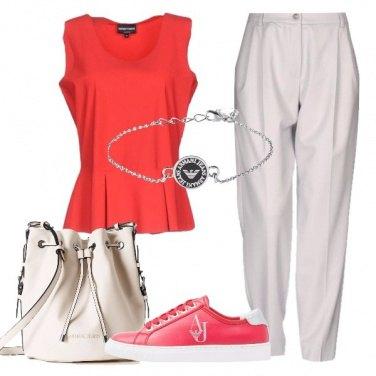 Outfit Tutto Armani