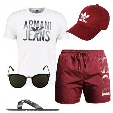 Outfit Tipo da spiaggia