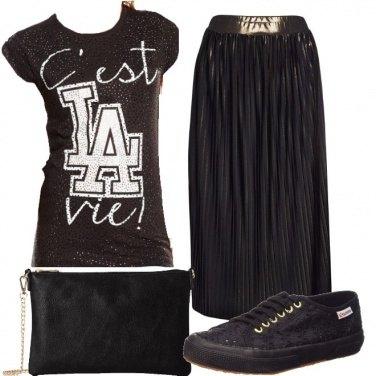 Outfit Questa è la vita