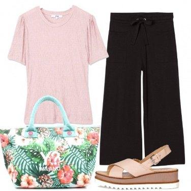 Outfit L\'accento sulla borsa