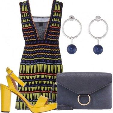 Outfit Un vestito griffato