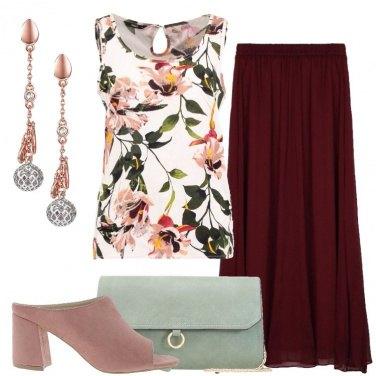 Outfit Pratica maxi skirt