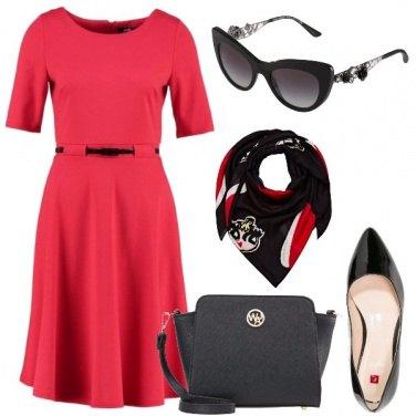 Outfit Bellissimo rosso